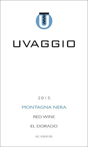 2015 Uvaggio Montagna Nera
